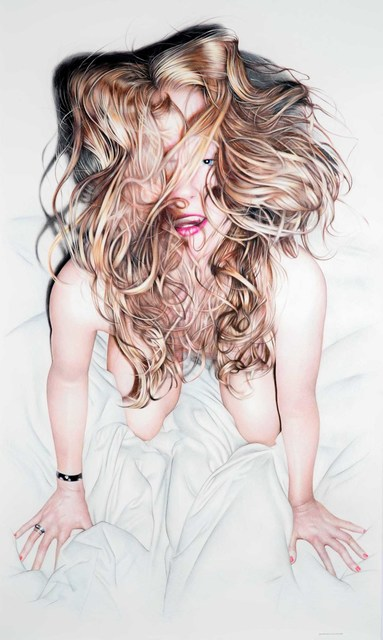 , 'Thenordicweightlessnessnight,' 2017, Fernando Pradilla/El Museo