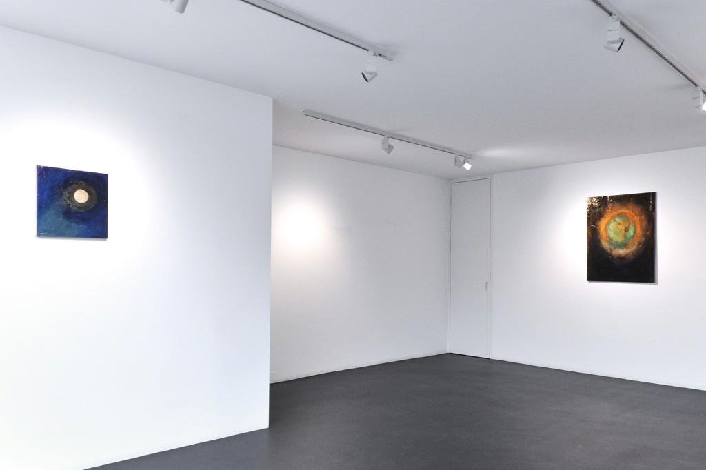 Luna/Mond, Exhibition view