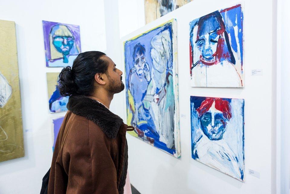 Isabel Rabassa - Opening - Art Gallery Barcelona