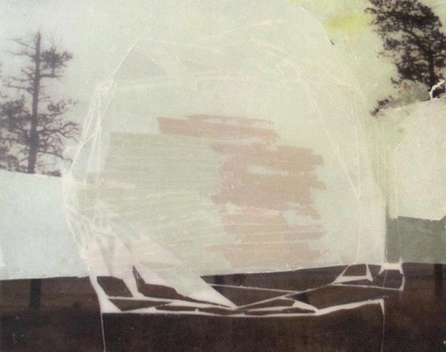 , 'Fog,' 2014, Muriel Guépin Gallery