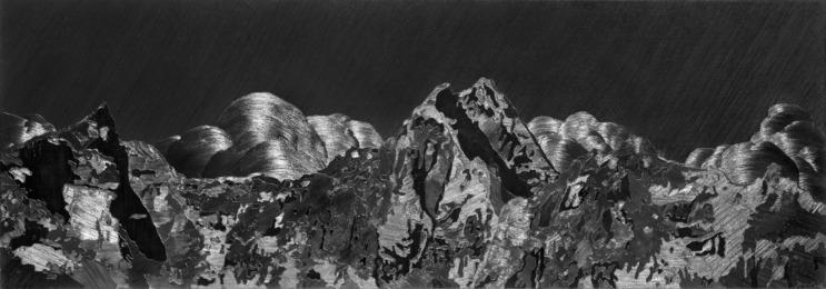 Karen Gunderson, 'Tibet - Crown of Clouds,' 2013, Waterhouse & Dodd