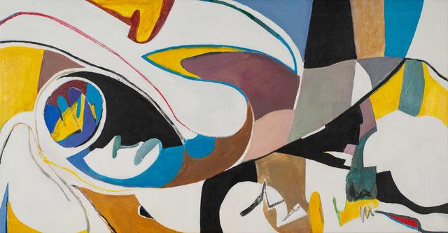 Harold Garde, 'Ski Run', 2013, ArtSuite New York