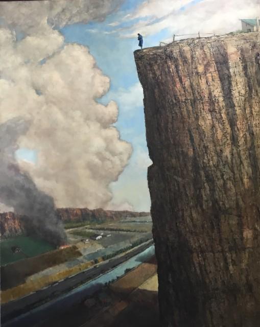 , 'Of All She Surveys,' 2019, Catharine Clark Gallery