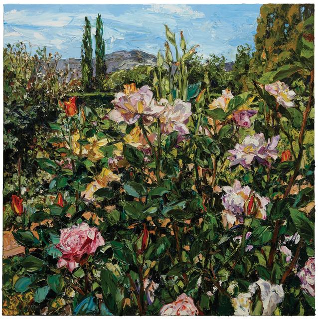 , 'Tumbarumba garden landscape,' 2015, Sophie Gannon Gallery
