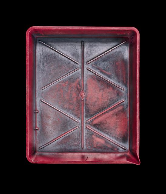 , 'Barbara Mensch's Developer Tray,' 2010, Elizabeth Houston Gallery