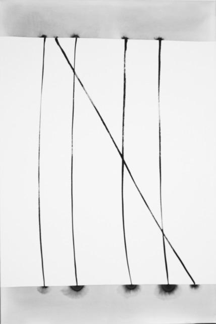 , 'Treffpunkte, unten-oben IX,' 2005, SMUDAJESCHECK