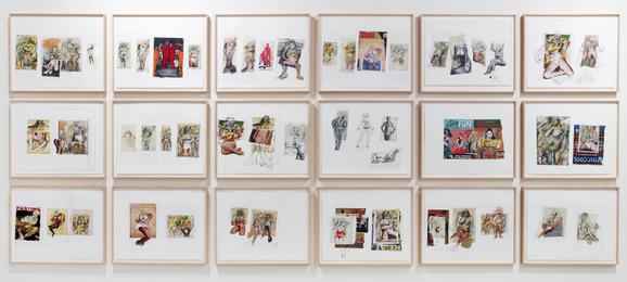Richard Prince, 'Together,' 2008-2011, Two Palms