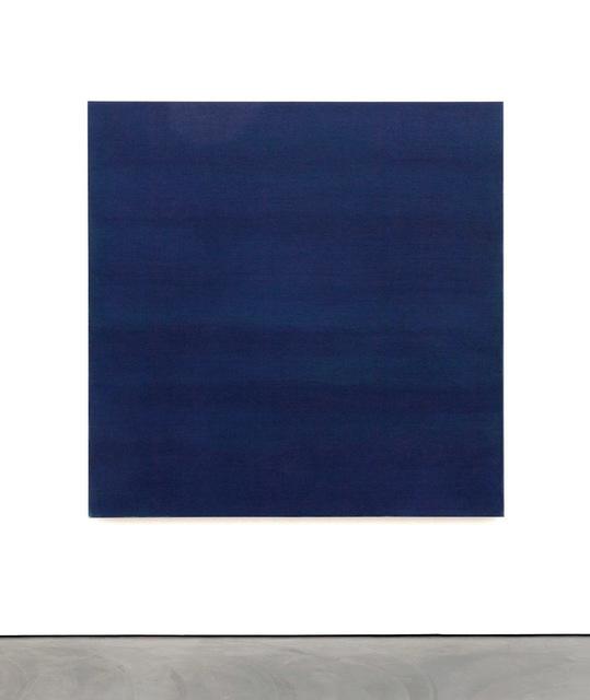 , 'Blue Sea Painting,' 2017, Brian Gross Fine Art