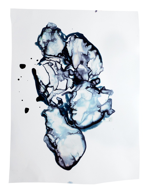 , 'Blood Print 95,' 2016, GALLERY 1/1