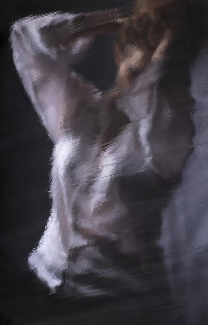 "Laetitia Lesaffre, '""Penser""', Art Traffik"