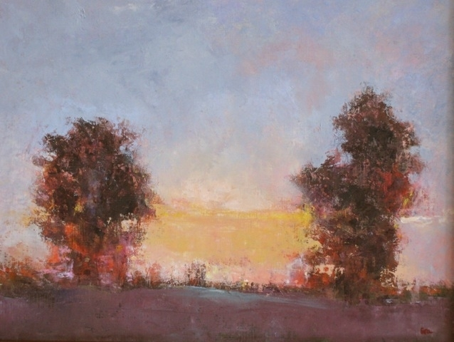 , 'Innis Sunset ,' 2010, Madelyn Jordon Fine Art
