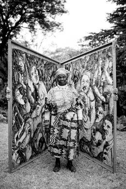 , 'Helen Sebidi: Life's Work,' 2013, Museum of African Design (MOAD)