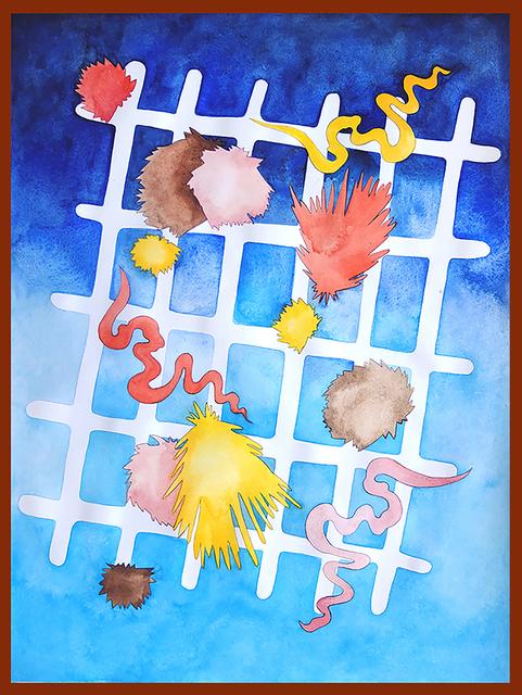 , 'Random IV,' 2015, Miranda Bosch