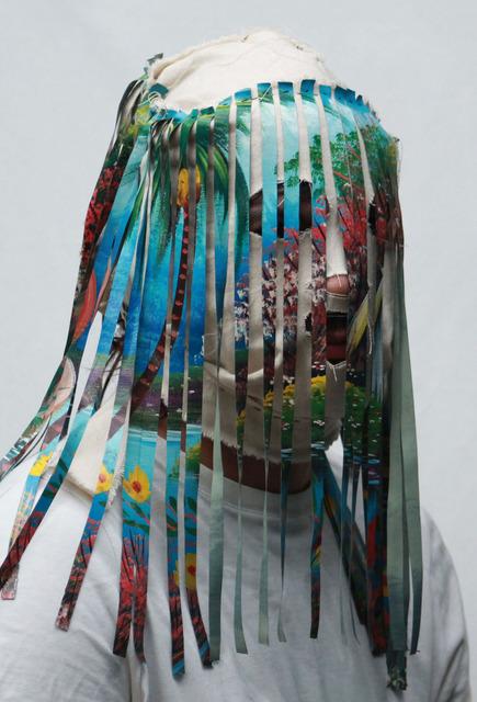 , 'Máscara cocotero,' 2013, EspIRA / Adrede