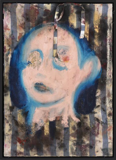 , 'Blue boy,' 2018, Monica De Cardenas