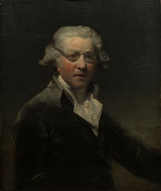 , 'A Self-Portrait,' ca. 1788, Royal Collection Trust