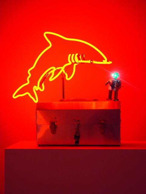 , 'Kunst Macht Frei,' 1999, LA Artcore