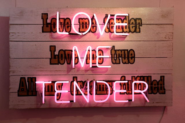 , 'Love Me Tender ,' 2017, Imitate Modern