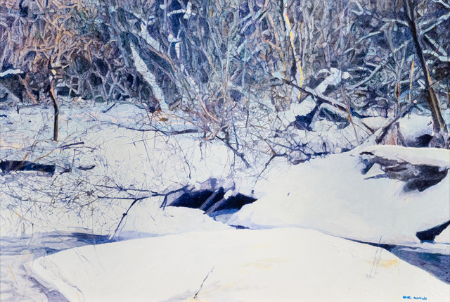 , 'Thicket in Snow,' , CK Contemporary