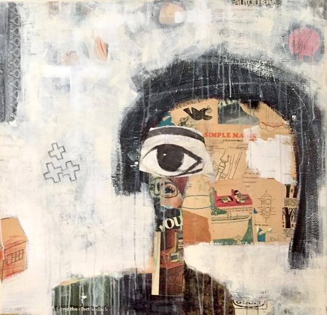 Casebeer, 'Correction', 2020, The Secret Gallery