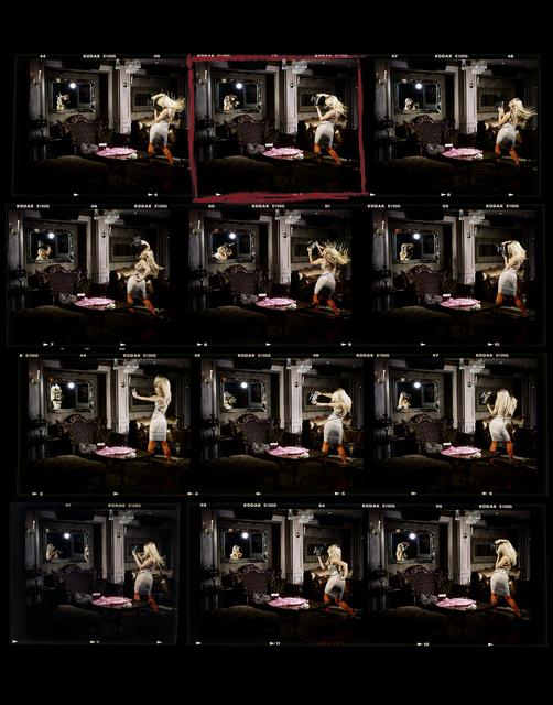 David Drebin, 'Photographing Herself ', 2019, Contessa Gallery