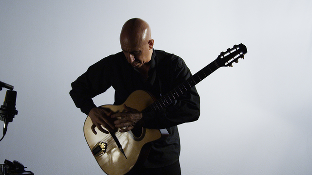 , 'Elliott Sharp, Guitar,' 2014, bitforms gallery