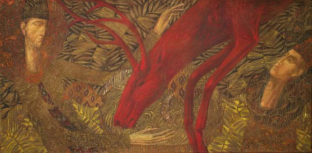 , 'Red deer,' , Cadogan Contemporary
