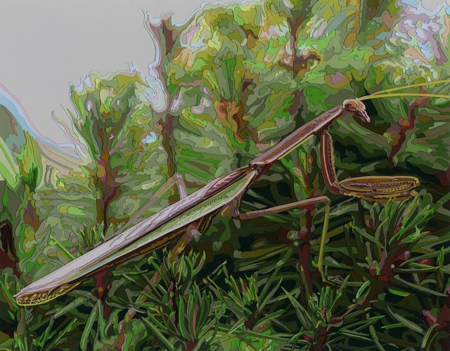 Deborah Claxton, 'Praying Mantis', 2004, Woodward Gallery