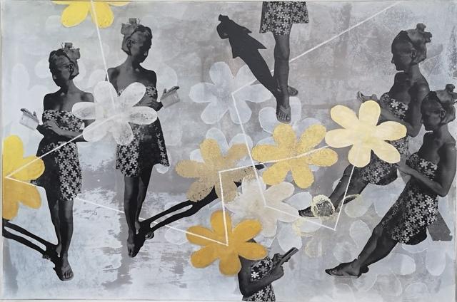 , 'Pollen Count,' 2019, the gallery STEINER