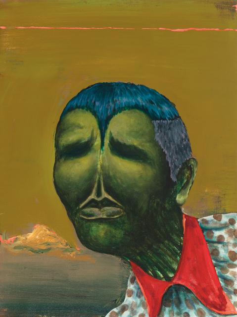 , 'Portrait II: The Spirit People,' 2018, Stevenson