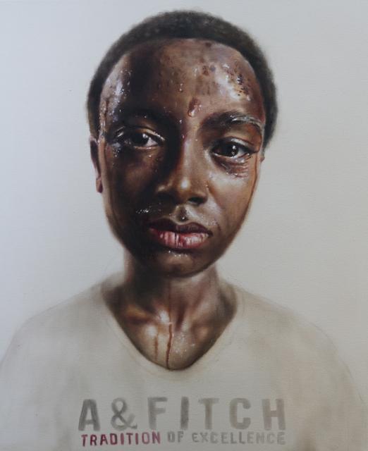 , 'Sweatshop Worker,' 2014, Art Unified Gallery