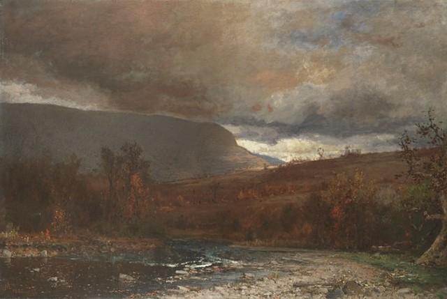 , 'Catskill Twilight,' 1880, Questroyal Fine Art