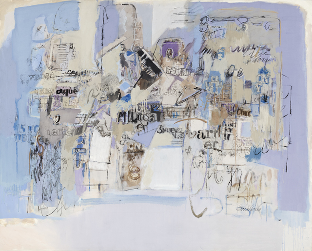 , 'Azul,' 1984, Cecilia de Torres Ltd.