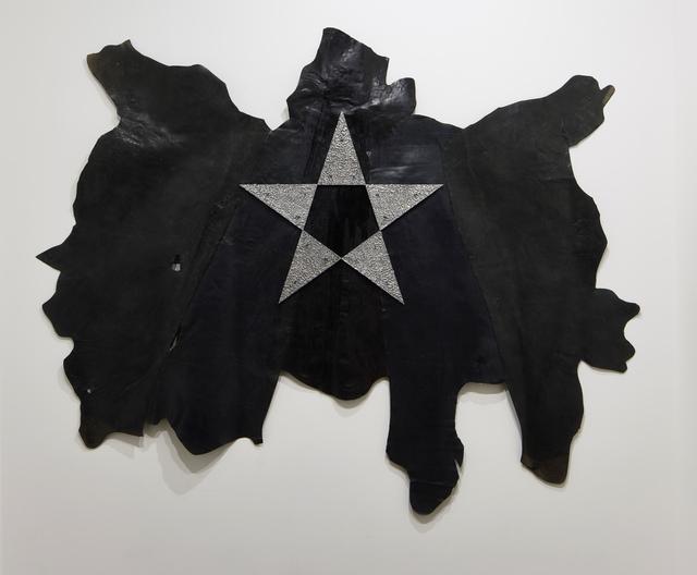 , 'Stella d'alluminio su pelle (Aluminium Star on Skin),' 2006, Blain | Southern