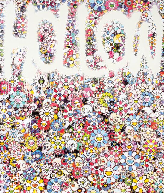 Takashi Murakami, 'Hollow', 2015, Phillips