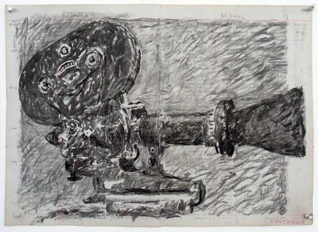 , 'Camera (Central Boiler Station),' 2010, Lia Rumma