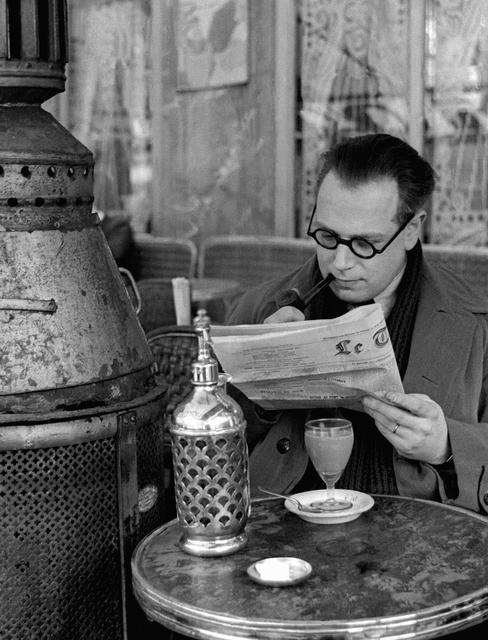 , 'Café ,' 1935, Rosenberg & Co.