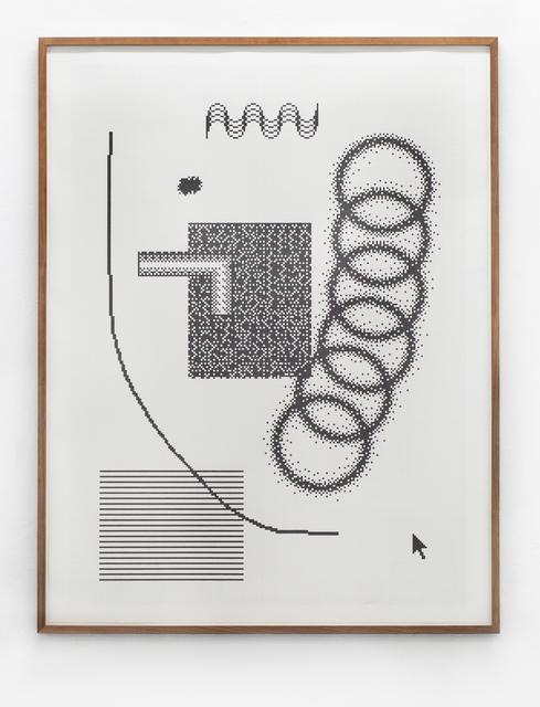Arno Beck, 'Algorythmics', 2018, Falko Alexander