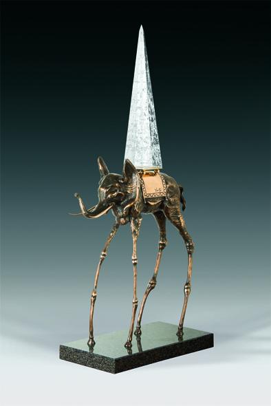 Salvador Dalí, 'Space elephant', 1980, Dali Paris