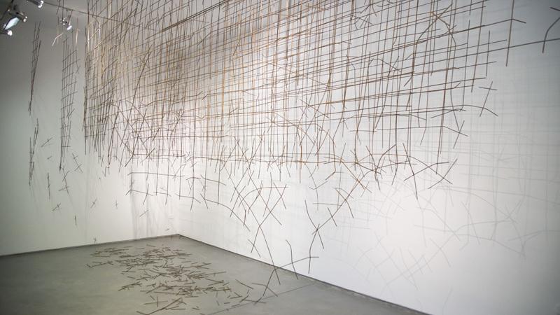Siempre el Horizonte. Group Exhibition. Galería Max Estrella