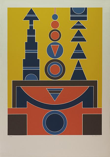 Rubem Valentim, 'Untitled', 1989, LAART