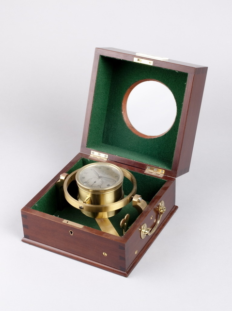 Thomas Earnshaw, 'Matthew Flinders marine chronometer', 1801, Powerhouse Museum