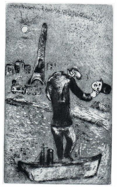 Marc Chagall, 'Ouvert La Nuit (Open the Night)', 1927, Denis Bloch Fine Art