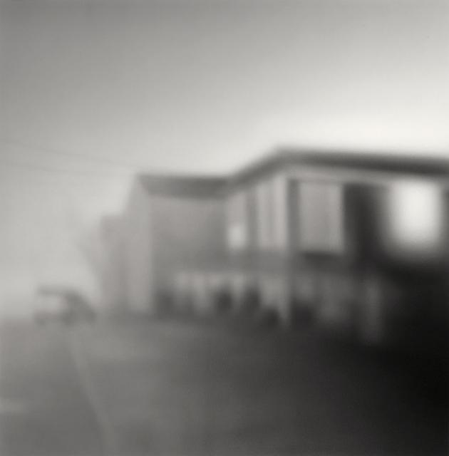 , 'Upstairs,' 2017, Galerie Youn