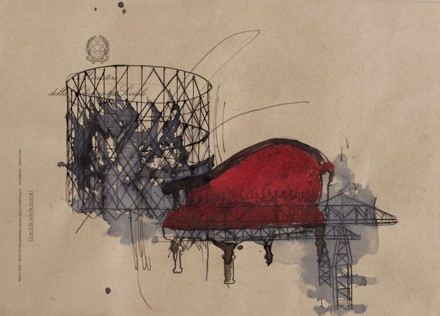, 'Senza titolo,' 2013, Anna Marra Contemporanea