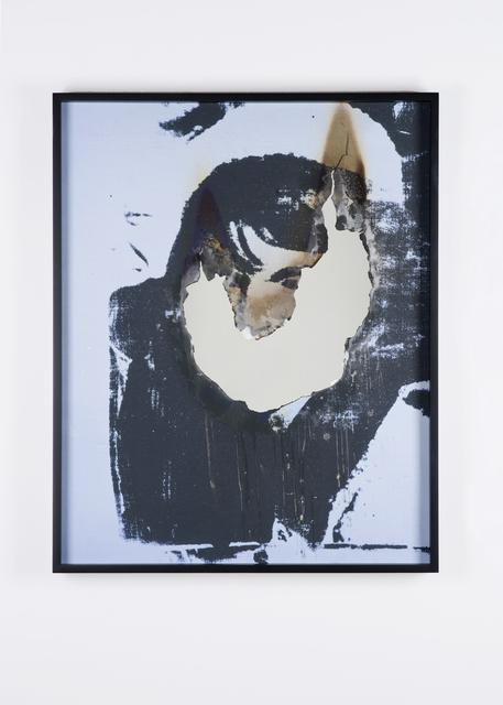 , 'Self Portrait of You + Me (Blue Jackie III),' 2008, Dvir Gallery