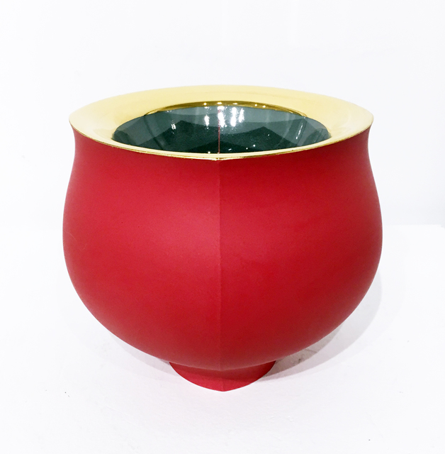 , 'Red Bowl,' 2018, Duane Reed Gallery