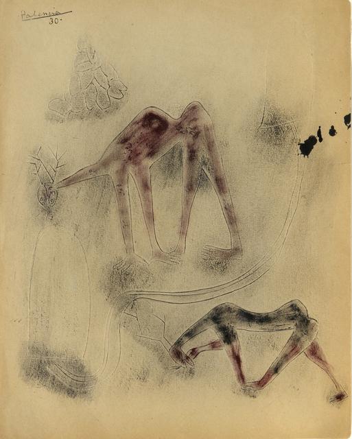 Benjamin Palencia, 'Composición surrealista', 1930, N2 Galería