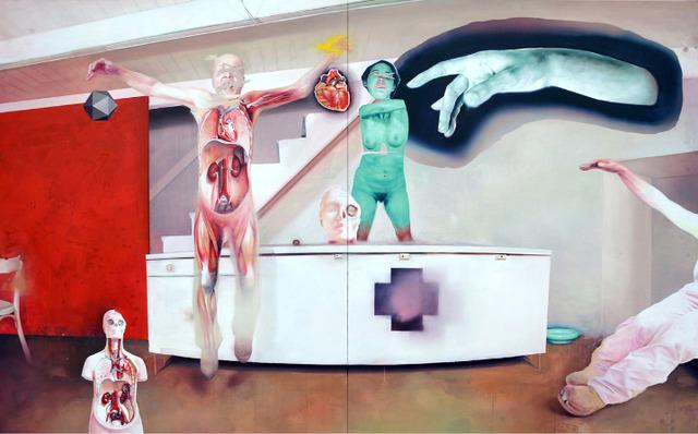 , 'Le laboratoire,' , In Arte Veritas