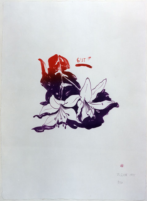 , 'Silly Lilies,' 1995, Carolina Nitsch Contemporary Art